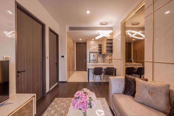 รูปภาพ 1 ห้องนอน Condo ในโครงการ LAVIQ Sukhumvit 57 Khlong Tan Nuea Sub District C014558