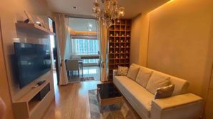รูปภาพ 1 ห้องนอน Condo ในโครงการ The Address Asoke Makkasan Sub District C014562