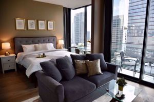 Picture of 1 bed Condo in Ashton Silom Suriyawong Sub District C014563