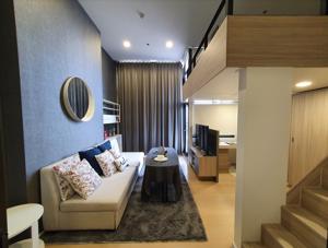 รูปภาพ 1 ห้อง Duplex in Chewathai Residence Asoke Makkasan Sub District D014564