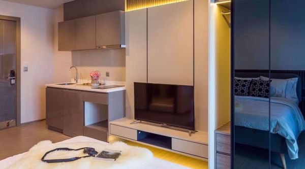 Picture of Studio bed Condo in LIFE Asoke - Rama 9 Makkasan Sub District C014567