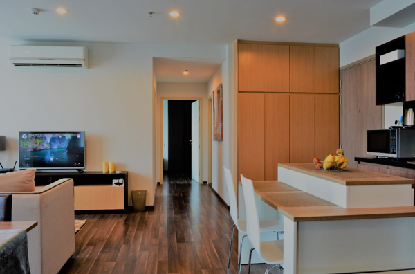Picture of 3 bed Condo in The Gallery Bearing Samrong Nuea Sub District C014609