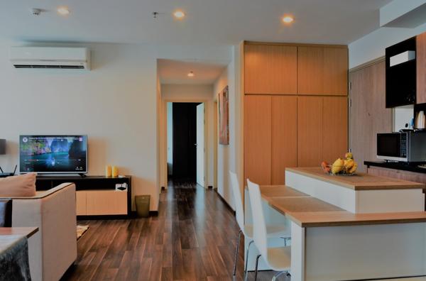 รูปภาพ 3 ห้องนอน Condo ในโครงการ The Gallery Bearing Samrong Nuea Sub District C014609