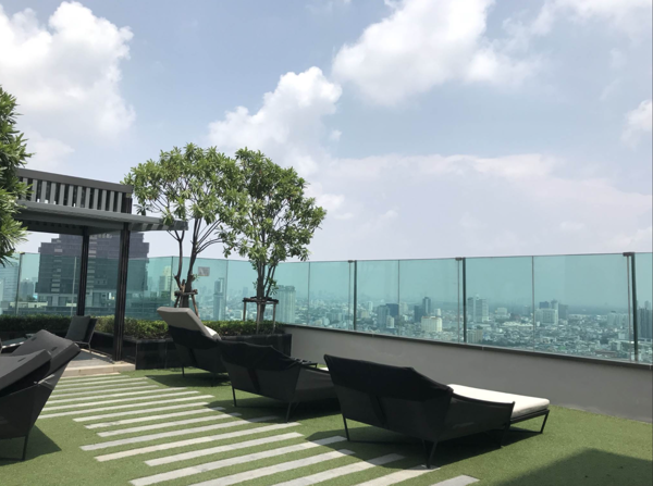 Picture of 2 bed Condo in Rhythm Sathorn Yan Nawa Sub District C014611