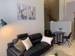 รูปภาพ 1 ห้อง Duplex in Knightsbridge Prime Sathorn Thungmahamek Sub District D014616