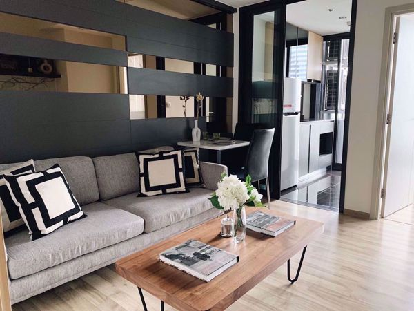 Picture of 1 bed Condo in THE LINE Jatujak-Mochit Chomphon Sub District C014646