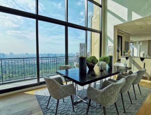 Picture of 4 bed Penthouse in Equinox Chomphon Sub District P014689