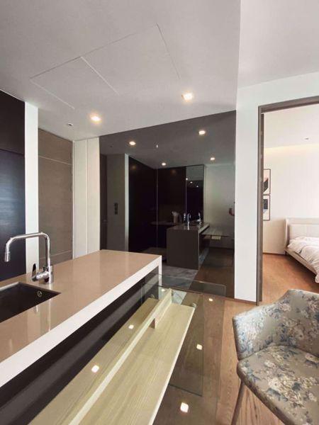 รูปภาพ 1 ห้องนอน Condo ในโครงการ Saladaeng One Silom Sub District C014720