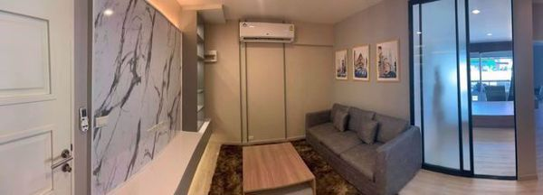 รูปภาพ 2 ห้องนอน Condo ในโครงการ Noble Lite Samsennai Sub District C014724