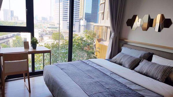 รูปภาพ 1 ห้องนอน Condo ในโครงการ THE LINE Jatujak-Mochit Chomphon Sub District C014759