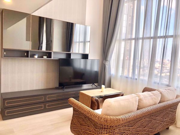 รูปภาพ 1 ห้อง Duplex in Knightsbridge Prime Sathorn Thungmahamek Sub District D014765