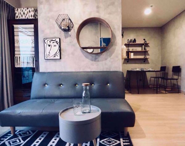 รูปภาพ 2 ห้องนอน Condo ในโครงการ Lumpini Suite Phetchaburi-Makkasan Makkasan Sub District C014789