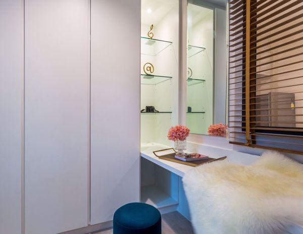 รูปภาพ 1 ห้องนอน Condo ในโครงการ Life One Wireless Lumphini Sub District C014812