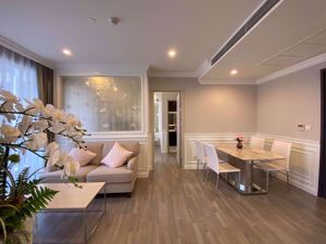 รูปภาพ 2 ห้องนอน Condo ในโครงการ The Room Sathorn-St.Louis Thung Wat Don Sub District C014831