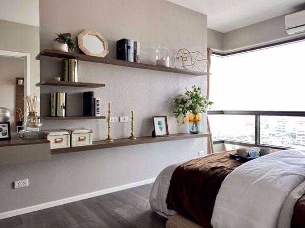รูปภาพ 2 ห้องนอน Condo ในโครงการ The Stage Taopoon Interchange Bang Sue District C014833