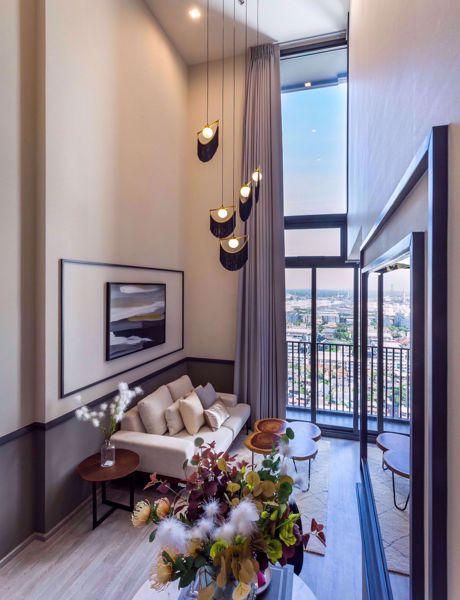 รูปภาพ 1 ห้อง Duplex in The Line Sukhumvit 101 Bangchak Sub District D014847