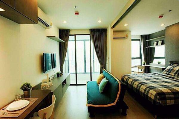 รูปภาพ Studio ห้องนอน Condo ในโครงการ Ideo Q Chula-Samyan Mahaphruettharam Sub District C014867