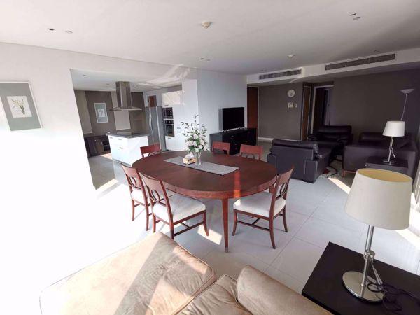 รูปภาพ 3 ห้องนอน Condo ในโครงการ Fullerton Sukhumvit Khlongtoei Sub District C014876