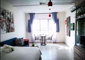 รูปภาพ Studio ห้องนอน Condo ในโครงการ Aspire Sathorn-Taksin Bangkho Sub District C014879