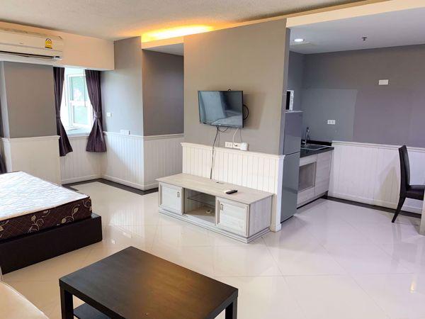 รูปภาพ Studio ห้องนอน Condo ในโครงการ The Waterford Sukhumvit 50 Phra Khanong Sub District C014888