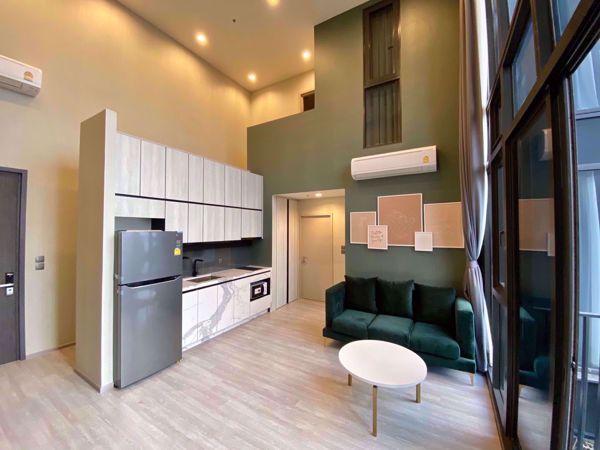 รูปภาพ 2 ห้อง Duplex in The Line Sukhumvit 101 Bangchak Sub District D014929