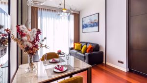 Picture of 1 bed Condo in KHUN by YOO inspired by Starck Khlong Tan Nuea Sub District C014937