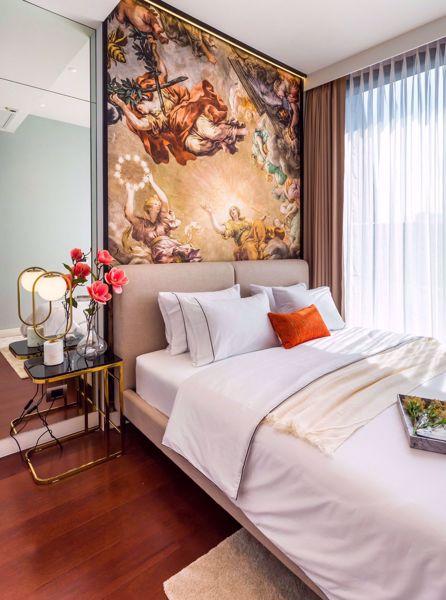 รูปภาพ 1 ห้องนอน Condo ในโครงการ KHUN by YOO inspired by Starck Khlong Tan Nuea Sub District C014937