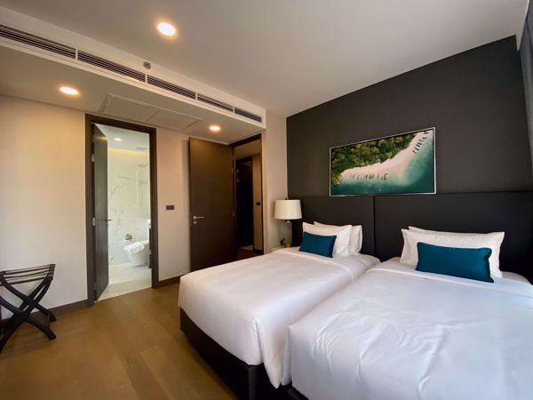 รูปภาพ 2 ห้องนอน Condo ในโครงการ Siamese Exclusive Queens Khlongtoei Sub District C014939