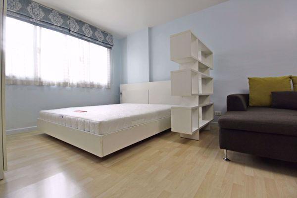 รูปภาพ Studio ห้องนอน Condo ในโครงการ D Condo Onnut-Suvarnabhumi Latkrabang District C014948
