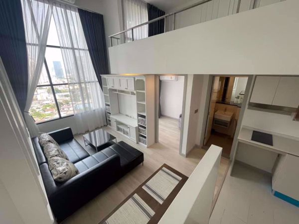 รูปภาพ 2 ห้องนอน Condo ในโครงการ Knightsbridge Prime Sathorn Thungmahamek Sub District C014953