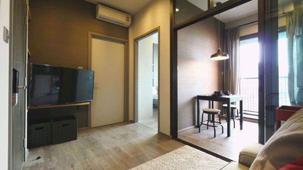 Picture of 1 bed Condo in Whizdom Avenue Ratchada - Ladprao Chomphon Sub District C014958