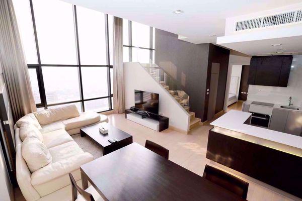 รูปภาพ 3 ห้องนอน Condo ในโครงการ Urbano Absolute Sathon-Taksin Khlong Ton Sai Sub District C015043