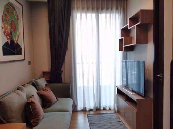 รูปภาพ 1 ห้องนอน Condo ในโครงการ The Lumpini 24 Khlongtan Sub District C015044