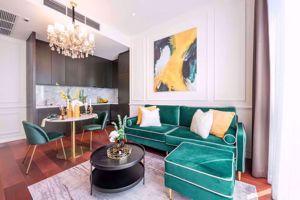 รูปภาพ 1 ห้องนอน Condo ในโครงการ KHUN by YOO inspired by Starck Khlong Tan Nuea Sub District C015047