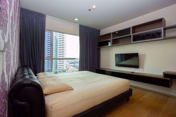 รูปภาพ 1 ห้องนอน Condo ในโครงการ Hive Sathorn Khlong Ton Sai Sub District C015052