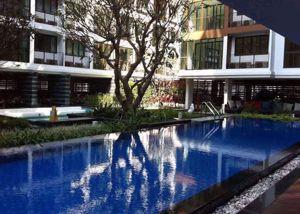 รูปภาพ 1 ห้องนอน Condo ในโครงการ Ideo Blucove Sathorn Khlong San District C015053