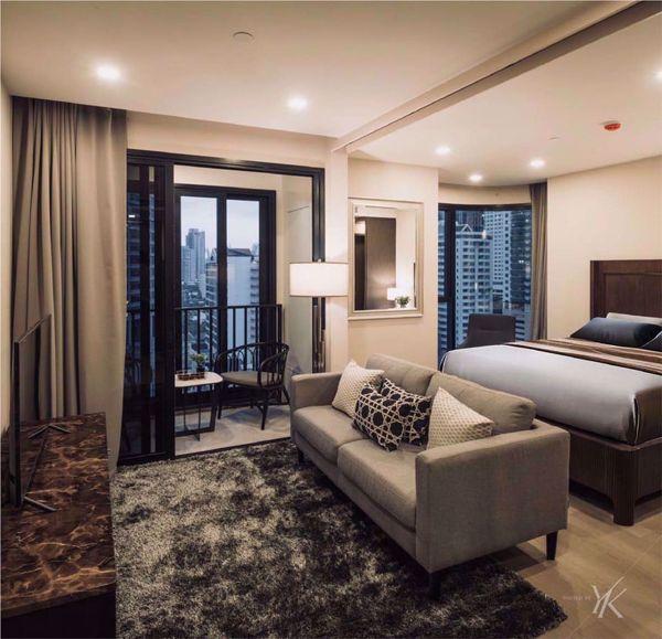 Picture of 1 bed Condo in Ashton Asoke Khlong Toei Nuea Sub District C015080
