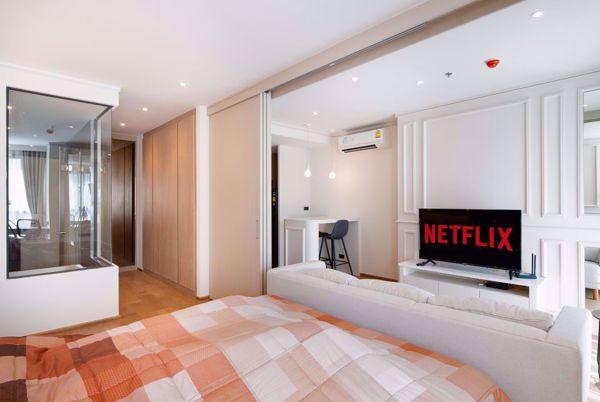 รูปภาพ 1 ห้องนอน Condo ในโครงการ Q Chidlom - Phetchaburi Makkasan Sub District C015098