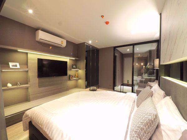 รูปภาพ 1 ห้องนอน Condo ในโครงการ RHYTHM Ekkamai Khlong Tan Nuea Sub District C015100