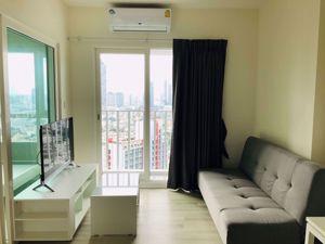 รูปภาพ 1 ห้องนอน Condo ในโครงการ The Key Sathorn-Charoenraj Bang Kho Laem District C015117