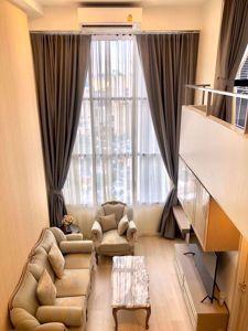 รูปภาพ 1 ห้อง Duplex in Knightsbridge Prime Sathorn Thungmahamek Sub District D015123