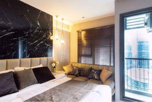 Picture of Studio bed Condo in Life One Wireless Lumphini Sub District C015138