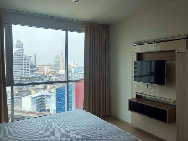 รูปภาพ 2 ห้องนอน Condo ในโครงการ Rhythm Sathorn Yan Nawa Sub District C015163
