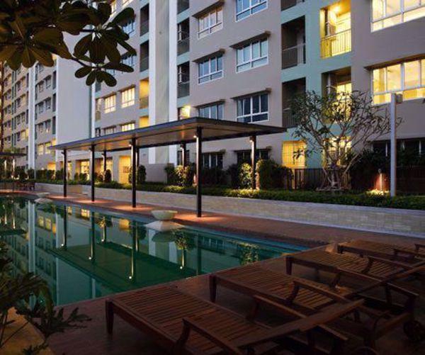 Picture of 1 bed Condo in Lumpini Place Rama IX-Ratchada Samsennok Sub District C015174
