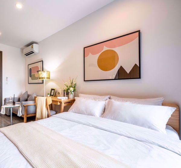 Picture of Studio bed Condo in Ideo Mobi Asoke Bangkapi Sub District C015176