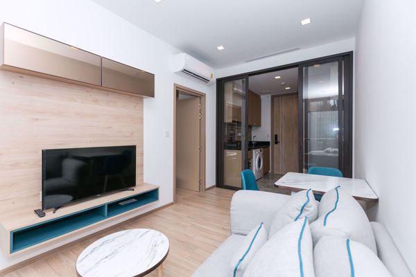 รูปภาพ 1 ห้องนอน Condo ในโครงการ KAWA HAUS Phrakhanongnuea Sub District C015185