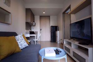 รูปภาพ 1 ห้องนอน Condo ในโครงการ Whizdom 101 Bangchak Sub District C015188