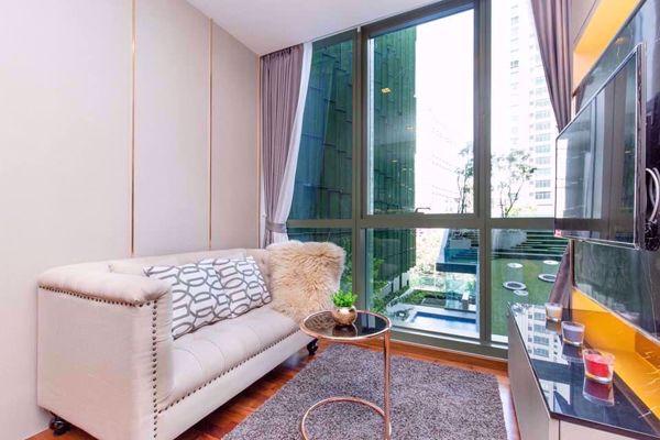 รูปภาพ 1 ห้องนอน Condo ในโครงการ Wish Signature II Midtown Siam Ratchathewi District C015197