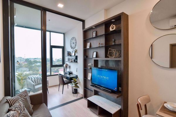Picture of 1 bed Condo in Centric Ratchayothin Latyao Sub District C015210