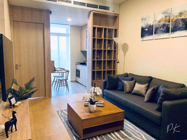 รูปภาพ 1 ห้องนอน Condo ในโครงการ Siamese Exclusive Sukhumvit 42 Phra Khanong Sub District C015216